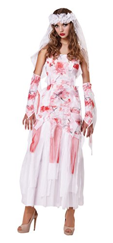 Bristol Novelty AF007 Costume da Sposa dalla Tomba