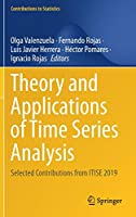 Theory and Applications of Time Series Analysis: Selected Contributions from ITISE 2019 (Contributions to Statistics)
