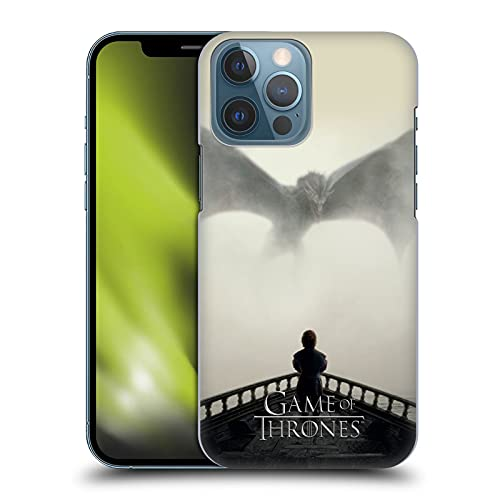 Head Case Designs Officially Licensed HBO Game of Thrones Vengeance Key Art Hard Back Case Compatible with Apple iPhone 13 Pro Max