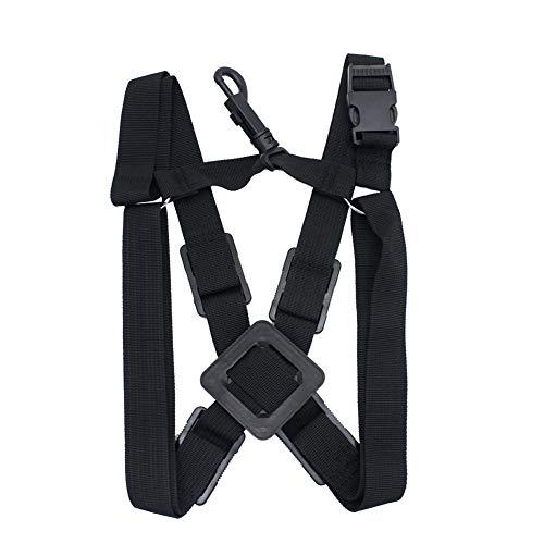 Wbestexercises Professional Saxophone Shoulder Strap,Adjustable Sax Saxophone Chest Shoulder Strap Harness Musical Instrument Accessory