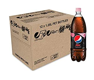 Pepsi Max Creaming Soda Cola Soft Drink, 12 x 1.25L (B086GQT949) | Amazon price tracker / tracking, Amazon price history charts, Amazon price watches, Amazon price drop alerts