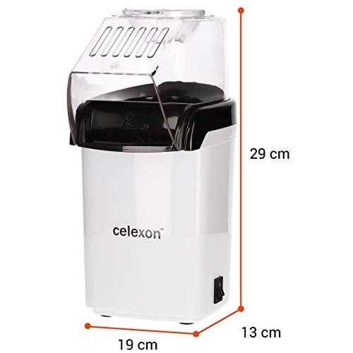 Celexon CinePop CP150 – Heißluft – Popcornmaschine - 2