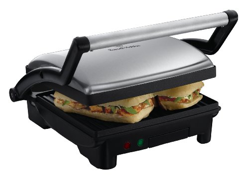 Russell Hobbs Cook@Home - Grill 3 en 1 (Paninis, Plancha y P