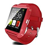 Fan-Mode Bluetooth Wristwatch Smart Watch d'avis de Message étanche Intelligent Bracelet Smartphone Android iOS Montre Podomètre...