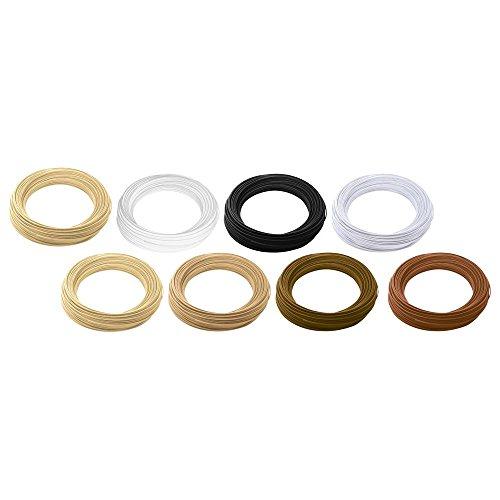 Renkforce Filament-Paket 01.04.00.0104 ABS, PP (Polypropyleen), PA (Polyamide), PC (Polycarbonaat), P