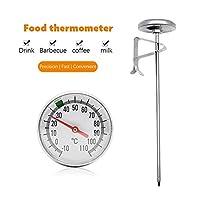 ミルクコーヒープローブ料理/肉Thermometeホームキッチンツール調理ステンレス鋼のキッチン食品 キッチンに適しています