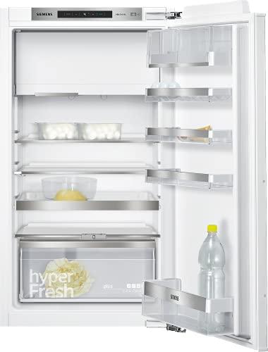Siemens KI32LADD0 iQ500 Einbau-Kühlschrank mit Gefrierfach / D / 109 kWh/Jahr / 154 l / hyperFresh Plus / LED Beleuchtung / superCooling