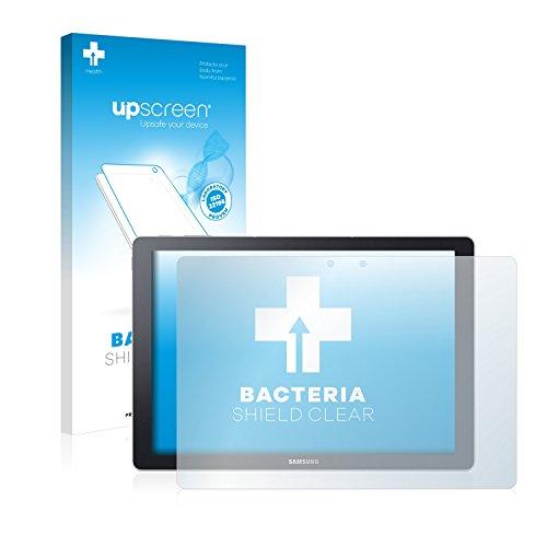 upscreen Antibakterielle Schutzfolie kompatibel mit Samsung Galaxy TabPro S klare Bildschirmschutz-Folie