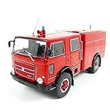 1/43 CAMIÓN Truck Bomberos OM FIAT AUTOBOMBA Italia 1968