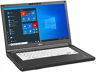 富士通 ノートパソコン FMV LIFEBOOK A5510/F 15.6インチ Core i5 SSD 256GB 8GBメモリ WPS Office搭載 FMVA88002-12445F11 (整備済み品)
