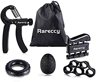 Rareccy Hand Grip Exerciser Set