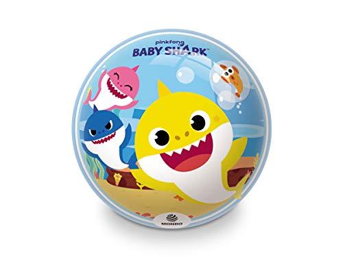 Mondo Toys Bio Ball - Balón Baby Shark Bio - Niña/Niño - Multicolor - BioBall - 26014