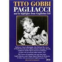 Tito Gobbi in Pagliacci & Hlts From Guglielmo Tell [DVD]