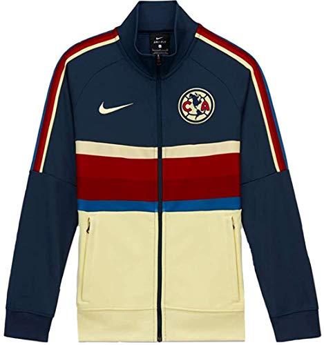 Nike Club America I96 Youth Anthem Jacket- 2020/21 (Youth X-Large) Navy