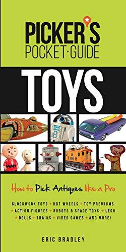 Picker's Pocket Guide - Toys: Ho...