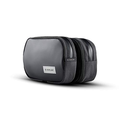 HEIMPLANET Original | HPT Carry Essentials - DOPP KIT Regular | Wasserfester Kulturbeutel aus robustem Dyecoshell | Unterstützt 1% for The Planet