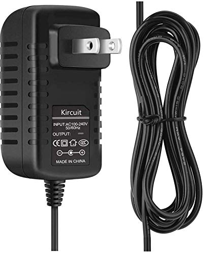 Kircuit 6.5 Feet AC/DC Power Adapter Compatible with MYNT3D Professional Printing 3D Pen