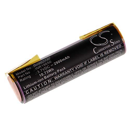vhbw Akku kompatibel mit Bosch PSR Select 3.6, PTK 3, PTK 3.6 Li, XEO Elektrowerkzeug (2900 mAh, Li-Ion, 3,7 V)