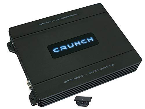 Crunch GTX1200 - Class A/B Analog Monoblock Mono Verstärker