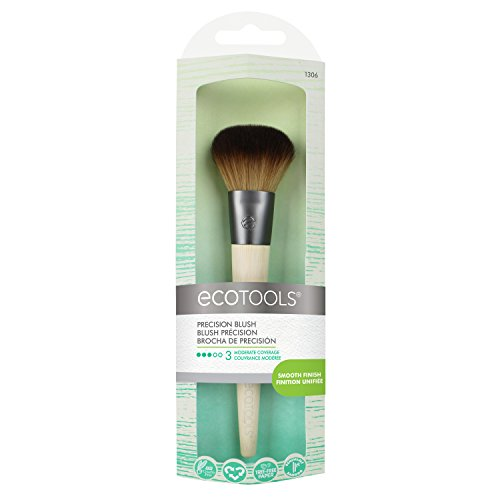 EcoTools® - Brocha de precisión para colorete.