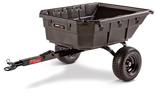 Ohio Steel 4048PHYB Pro Grade Hybrid Tractor/ATV Cart with...