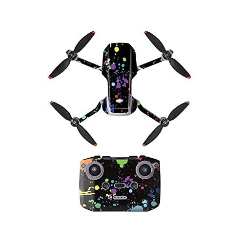 GEBAN Drohnenzubehör PVC-Aufkleber for...
