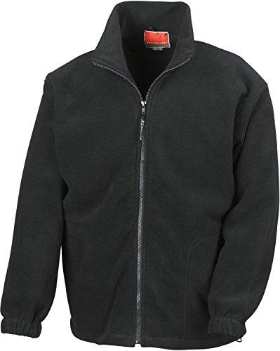 Result Polartherm Jacke Größe L schwarz