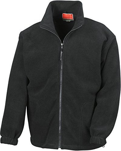 Result Polartherm Jacke Small schwarz