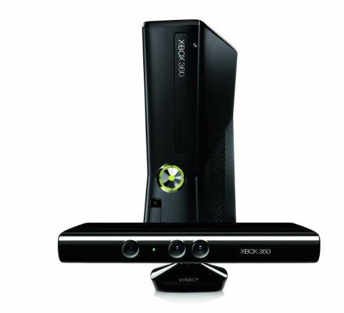 Xbox 360 4GB + Kinect【メーカー生産終了】