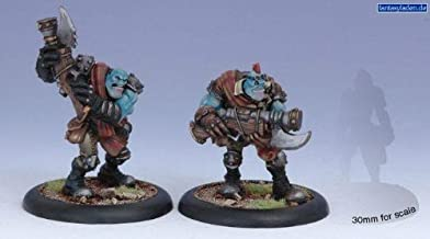 Privateer Press - Hordes - Trollblood: Scattergunners Model Kit
