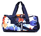 Desigual Camo Flower Tube Bag Blanco