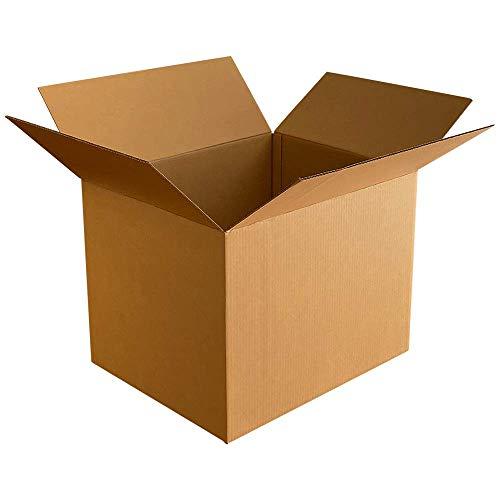 ボックスバンク ダンボール 160サイズ 5枚セット【58×48×46cm】引っ越し 段ボール箱 EMS FBA FD36-0005