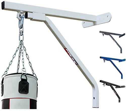 RDX Boxsack Wandhalterung Boxen MMA Sandsack Halterung Wand Gym Fitness Stahl zum Aufhängen Ständer