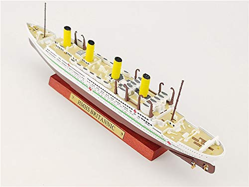 HMHS BRITANNIC Crucero 1/1250 fundido a presión Modelo Barco Ocean Boat 11999