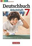 Deutschbuch 7. Schuljahr. Gymnasium Allgemeine Ausgabe. Arbeitsheft mit Lösungen