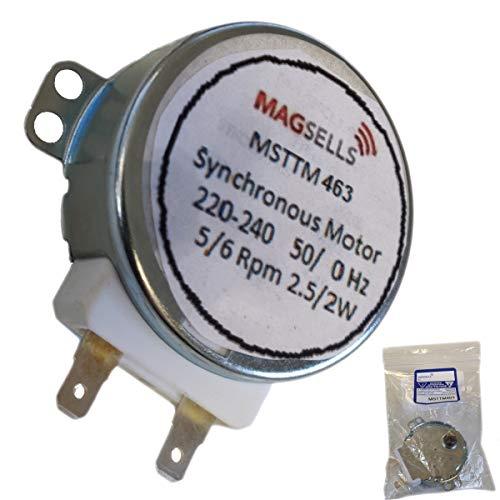 Whirlpool481236158449 -Motore per piatto microonde TYJ50-8A7F