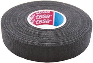 TESA 51608-00001-00 textieltape PET-vlies 51608 isolatietape voor kabelbomen katoen plakband (19mm x 25m), 25 m