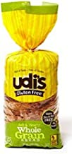 Udi's Whole Grain Bread, 24 Ounce (Pack of 6)
