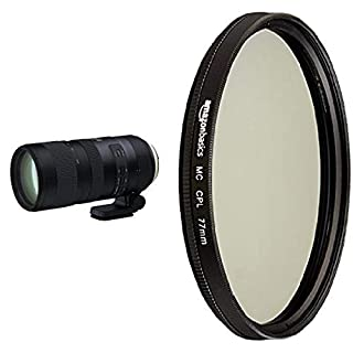 Tamron SP 70-200mm Canon EF Digital SLR Camera with Circular Polarizer Lens - 77 mm (B0792M14D1)   Amazon price tracker / tracking, Amazon price history charts, Amazon price watches, Amazon price drop alerts