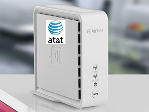 AT&T Air 4920 Airties Smart Wi-Fi Extender - White