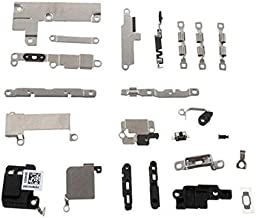 Afeax Compatible OEM Full Set Small Metal Internal Bracket Kits Replacement for iPhone 7 Plus (5.5'')