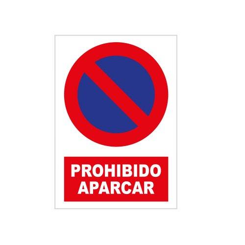 Comprar senales prohibido aparcar