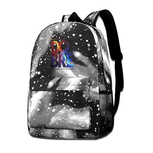 Kemeicle Dobre Brothers Lucas&Marcus Daypack Starry Backpack Shoulder Bag Travel Pack