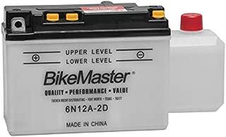 BikeMaster Conventional Battery 6N12A-2D for Honda CM200T Twinstar 1980