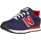 New Balance NB 500 Zapatillas, azul marino, 44 EU