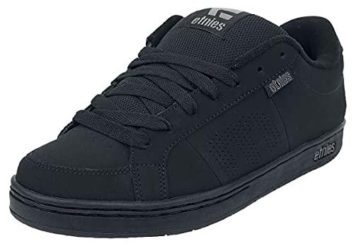 Etnies Kingpin - Zapatillas de skate para hombre, Negro, 41