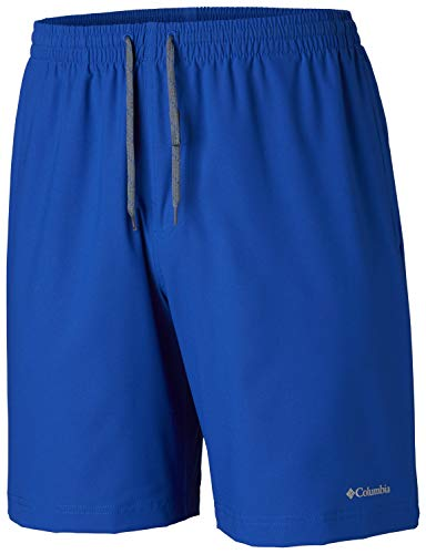 Columbia Herren Summertide Stretch Short Badehose, blau, Mittel