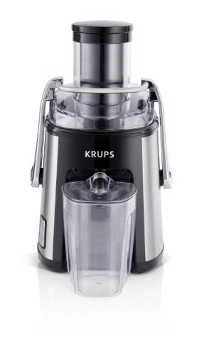 Great Price! KRUPS ZY501D50 Stainless Steel Juice Extractor with Variable Speed Settings, Black