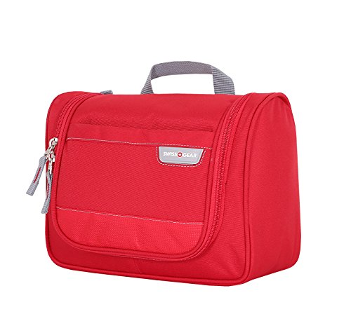 Swiss Gear Toiletry Bag, Red