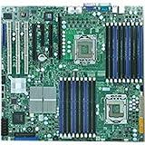 Supermicro X8DTN+ Motherboard - Intel 5520 Dp LGA1366 Dc MAX-144GB DDR3 Eatx 2PCIE8